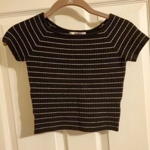 💋3 for $25💋Forever 21 ribbed crop top